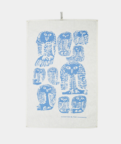 PÖLLÖT Blue Kitchen Towel