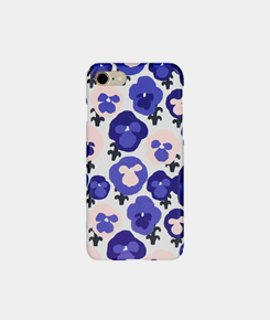Orvokki Blue Iphone 7/8 Case