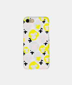 Orvokki Yellow Iphone 7/8 Case